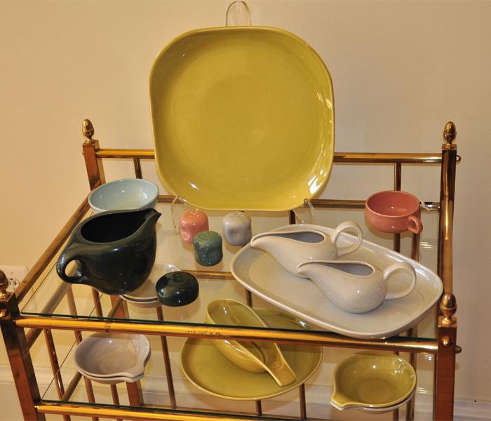 & Russel Wright Dinnerware